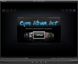 KMPlayer – бесплатный медиаплеер