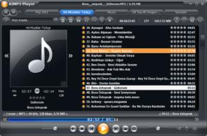 AIMP – проигрыватель музыкальных треков