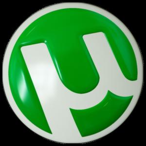 µTorrent торрент-клиент.