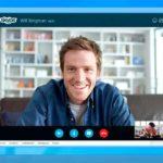 Skype для связи с людми