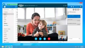 О Skype для связи с любимыми