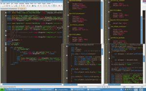 текстовый редактор с открытым исходным кодом Notepad++