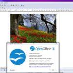 бесплатный пакет офисных приложений OpenOffice