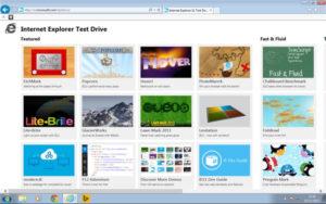Поддержка современных веб - стандартов Internet Explorer 11