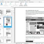Создание документов PDF