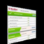 McAfee Security Scan Plus антивирусный сканер