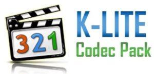 K-Lite Codec набор кодеков