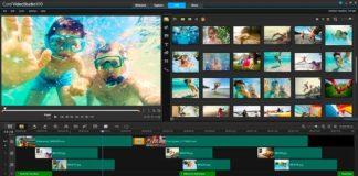 Corel VideoStudio Новые возможности в обновленном релизе