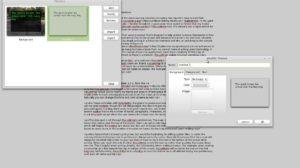 в текстовом редакторе можно изменить темы оформления