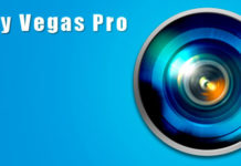 это редактор видео для профессионалов SONY Vegas Pro -