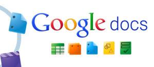 Google Docs для работы с текстами