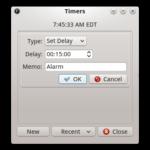 FocusWriter напомнит о отдыхе