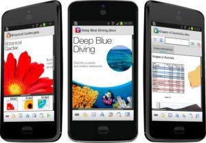 FreeOffice мобильная версия программы
