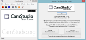 About CamStudio