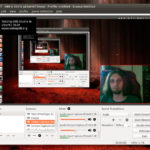 obs-studio доступна и на Linux