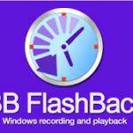 FlashBack Express для записи экрана