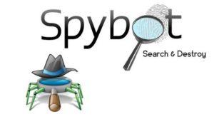 антивирусная утилита Spybot