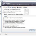 KeePass Менеджер паролей настройки