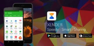 Xender Windows 10